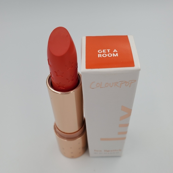 Colourpop lux lipstick -Get A Room